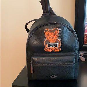 Coach Adorable Gummy Bear Backpack